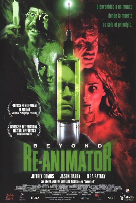 Возвращение реаниматора (Beyond Re-Animator)