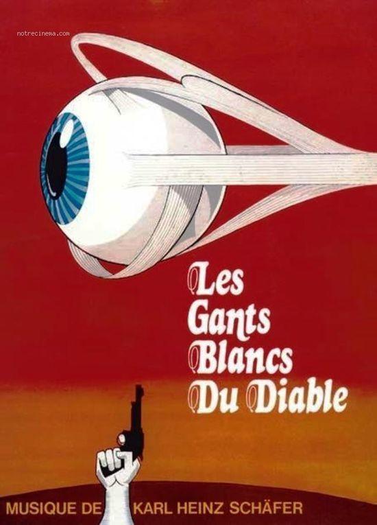 Белые перчатки дьявола (Les Gants blancs du diable)