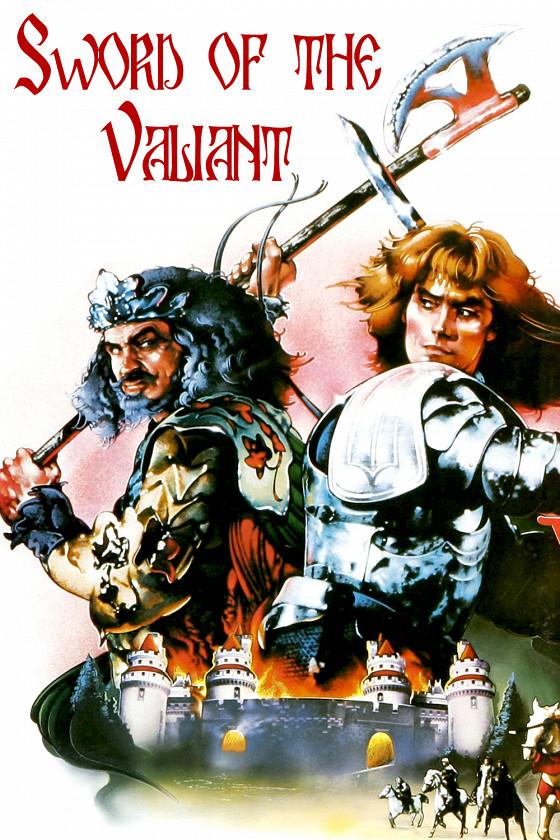 Легенда о сэре Гавейне и Зеленом рыцаре (Sword of the Valiant: The Legend of Sir Gawain and the Green Knight)