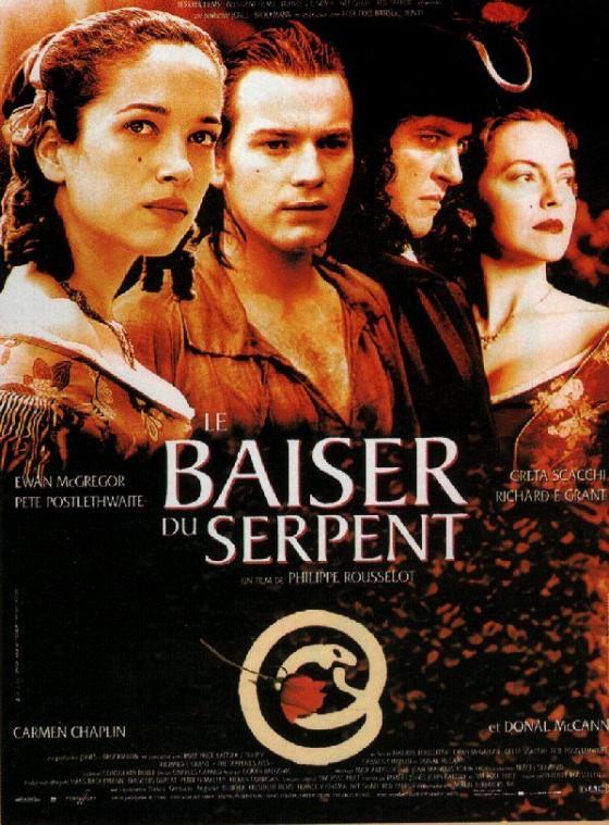 Поцелуй змеи (The Serpent's Kiss)