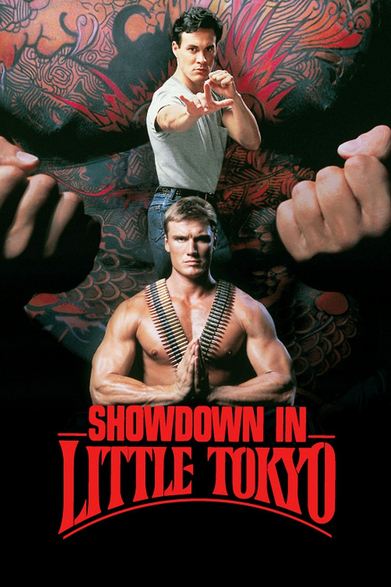 Разборка в Маленьком Токио (Showdown in Little Tokyo)