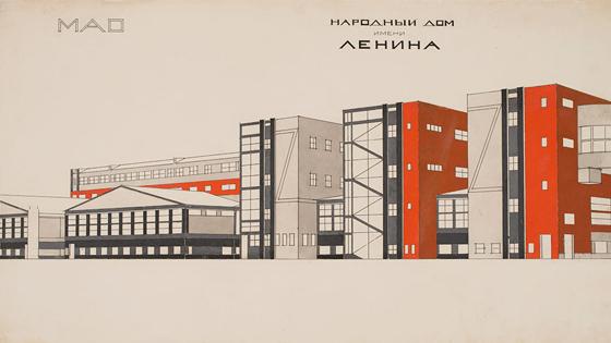 Палладио в России. II часть: двадцатый век