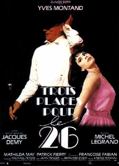 Три билета на 26-е (Trois places pour le 26)
