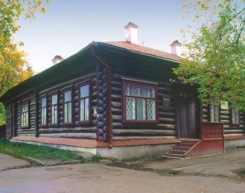 Мемориальный дом-музей Бажова