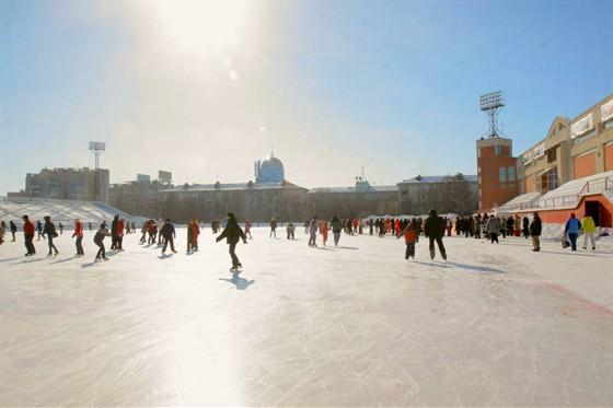 Спортивный комплекс «Локомотив»