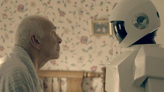 Робот и Фрэнк (Robot & Frank)
