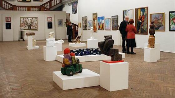 Выставочный центр Санкт-Петербургского Союза художников