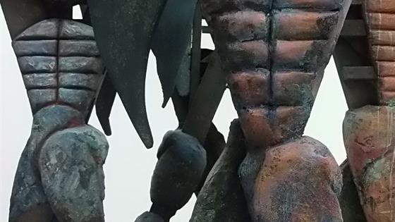 Предчувствие формы. Современная скульптура через тактильный опыт