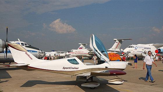 Международный авиационно-космический салон «Макс»