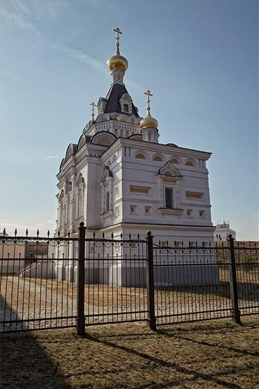 Церковь Елисаветы праведной в Дмитрове
