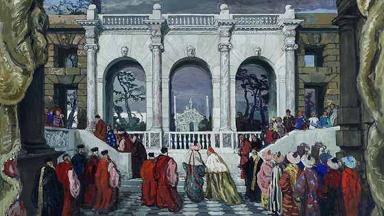 Только Италия! Архитектурная графика XVIII–XXI веков