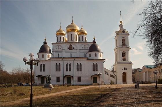 Собор Успения Пресвятой Богородицы в Дмитрове