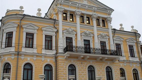 Пермский краеведческий музей. Дом Мешкова