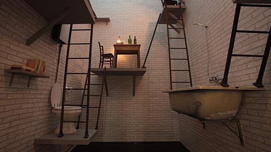 «Ночь в музее» в «Гараже»