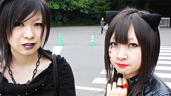 Программа аниме-фестиваля Animau-2011: Sweet vs Punk
