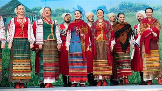 VI Международный фестиваль «Казачья станица. Москва»