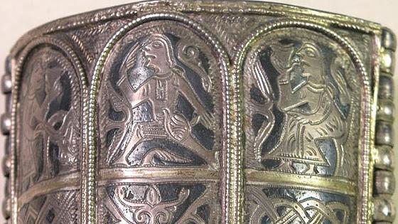 Клады Древней Руси в собрании Русского музея