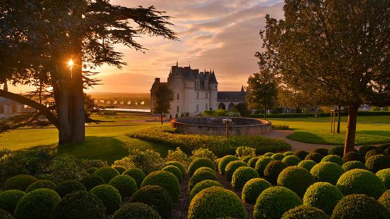 Знаменитые сады Франции