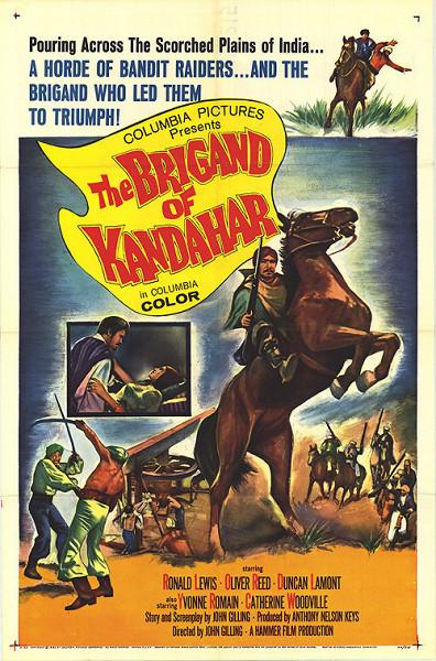 Кандагарский бандит (The Brigand of Kandahar)