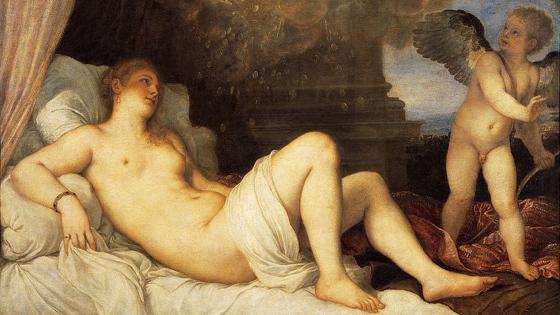 Шедевры Тициана из музеев Италии