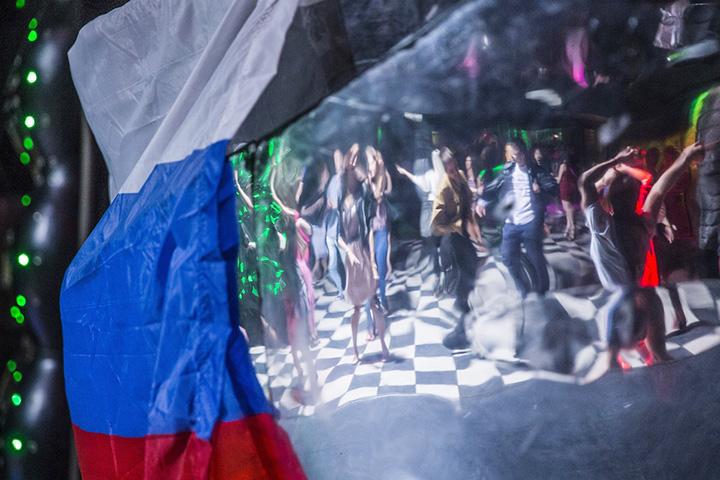 Праздная аполитичная Москва глазами Mashable