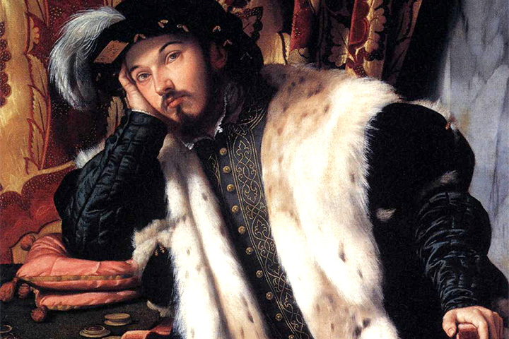 Граф Шарра Мартиненго Чезареско, 1541–1542.