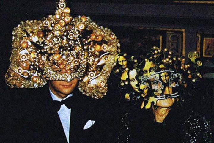 Фотоотчет с вечеринки иллюминатов 1972 года