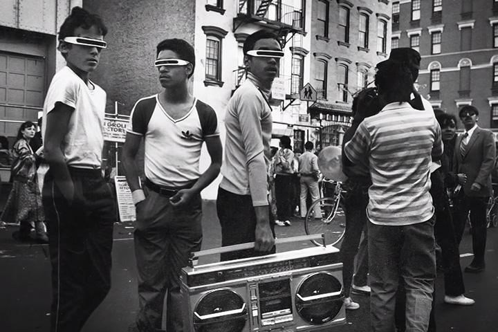 Документалка о нью-йоркском радио 1980-х