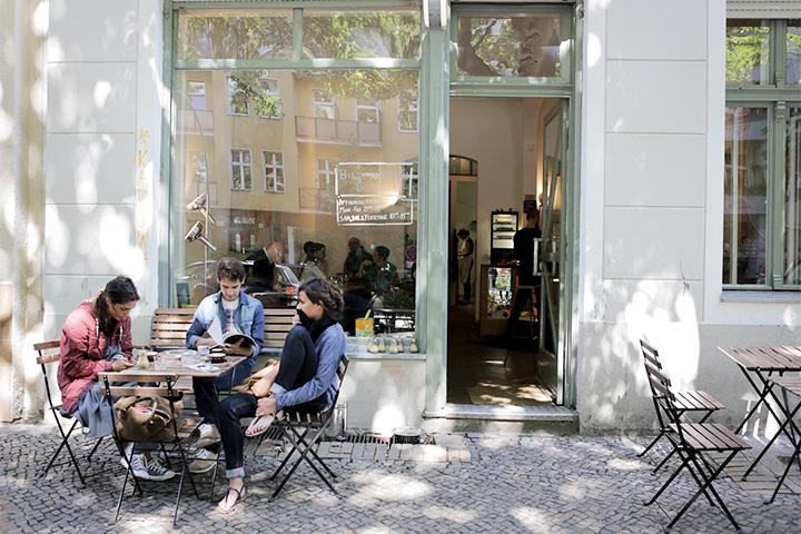 Кафе Five Elephant
