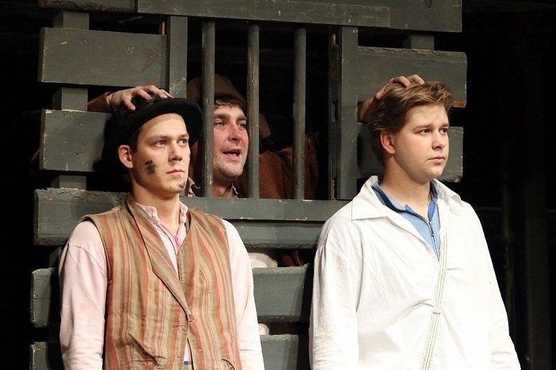 Театр: Приключения Тома Сойера, Москва