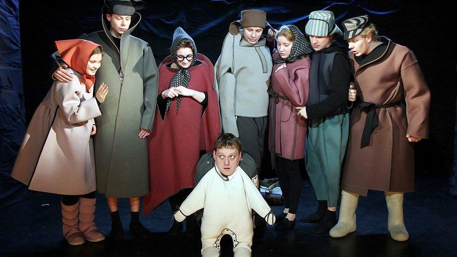 Театр: Медведко