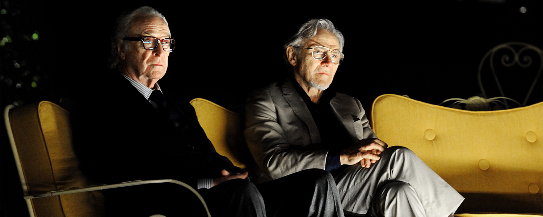 «Молодость» Паоло Соррентино: Майкл Кейн и Харви Кейтель в швейцарском санатории