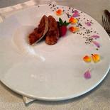Ресторан Montserrat - фотография 5 - Фуа-гра с гречкой