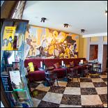 Ресторан Смайл - фотография 2 - Арт-зал