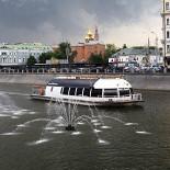 Ресторан Теплоход «Мария Ермолова» - фотография 4