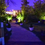 Ресторан The Lost Place - фотография 3 - Веранда The LOST place для Вашей свадьбы, праздника, корпоративного мероприятия, презентации в центре Москвы.
