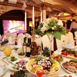 Ресторан Эрмитаж - фотография 4 - Эрмитаж. Банкет