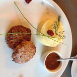 Ресторан Бабушка - фотография 3 - Котлетки из курицы)