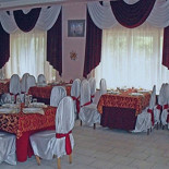 Ресторан Поляна - фотография 2 - Банкетный зал