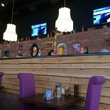 Ресторан Brother's Pizza - фотография 1 - Так выглядят здесь посадочные места)))