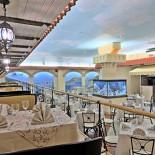Ресторан Fantasia del Mare - фотография 1 - Интерьеры верхнего зала ресторана