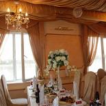 Ресторан Пуэрто Россо - фотография 6 - Свадебный декор!