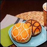 Ресторан Coffee and the City - фотография 2 - Кофе и донаты из кофейни