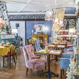 Ресторан Любовь - фотография 3 - Основной зал