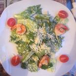 Ресторан Хлеб & Кофе - фотография 1 - Цезарь с креветками