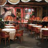 Ресторан Сударь - фотография 2 - Абажурный зал