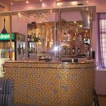 Ресторан Барсетка - фотография 2 - барная стойка