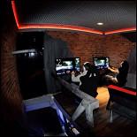 Ресторан Арифметика - фотография 4 - Второй этаж игровая зона, два автосимулятора и три приставки для игры в fifa, tekken, mortal kombat, gta5 и других новинок игрового мира.