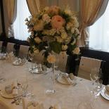 Ресторан Крем - фотография 4 - Цветы