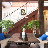 Ресторан Променад  - фотография 5 - терраса